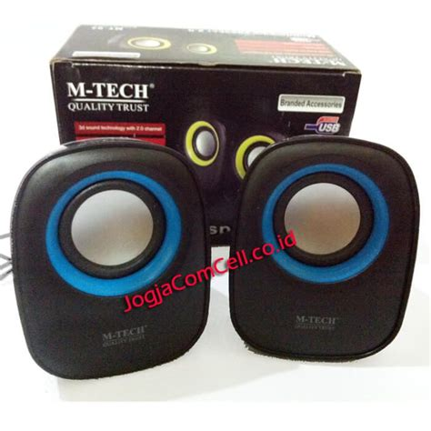 M Tech Mt 01 Speaker Mini Usb speaker komputer m tech mt 03 jogjacomcell co id