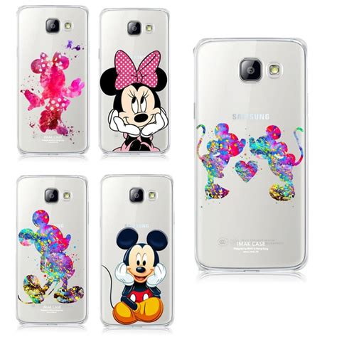 Samsung J7 2016 J710 Minnie Mouse aliexpress buy mickey mouse cover for