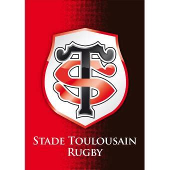 Couette Stade Toulousain by Poster Stade Toulousain Poster Affiche Enroul 233 Top Prix