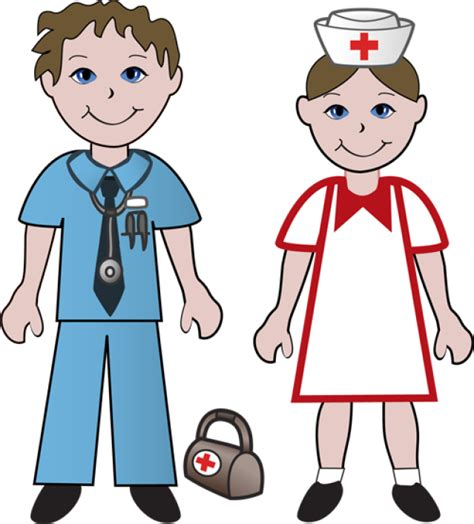 how to make nurse sculpture hair clip free clip art of doctors and nurses doctor and nurse