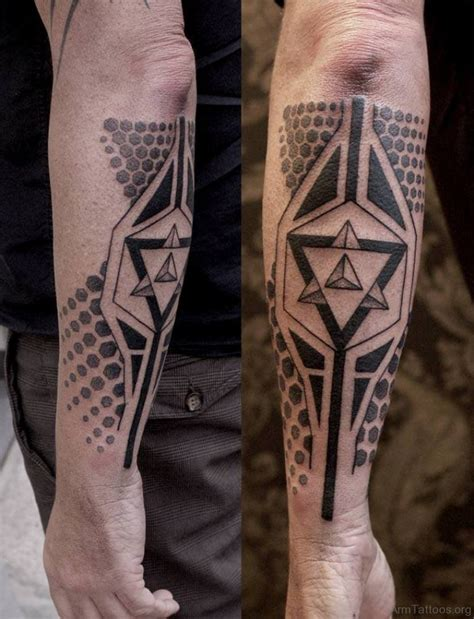 geometric arm tattoo 60 new styles geometry tattoos on arm