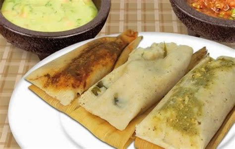 imagenes de tamales verdes receta tamales rojos y verdes turimexico