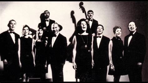 Swing Le by The Swingle Singers J S Bach Sinfonia Xi Three Part