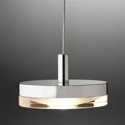Contemporary Lighting Pendants Lichtstar R9731 Led Pendant By Holtkoetter C8110 R9731 Ch