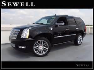 2013 Cadillac Escalade Platinum Edition 2013 Cadillac Escalade Platinum Edition