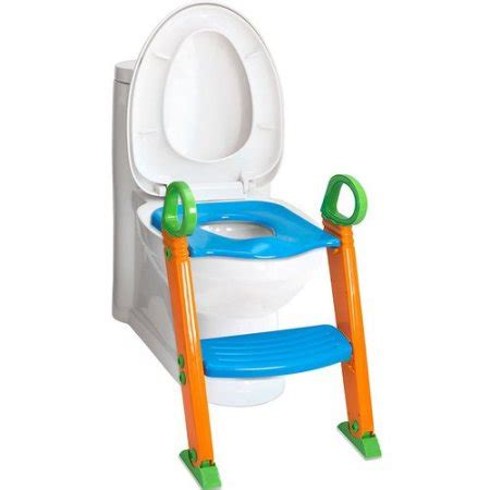 bathroom stool for toddler oxgord kids potty training elongated toilet seat walmart com