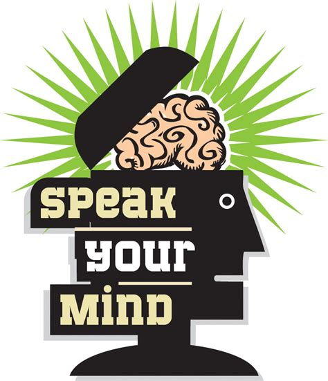 Your Speaks Your Mind speak your mind