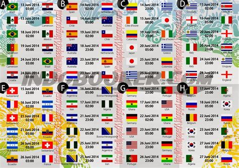 fifa world cup schedule desktop wallpaper background screensavers fifa world