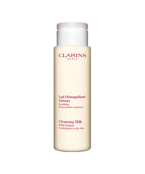 7 Best Cleansers by No 3 Clarins Cleansing Milk With Gentian 30 17 Best