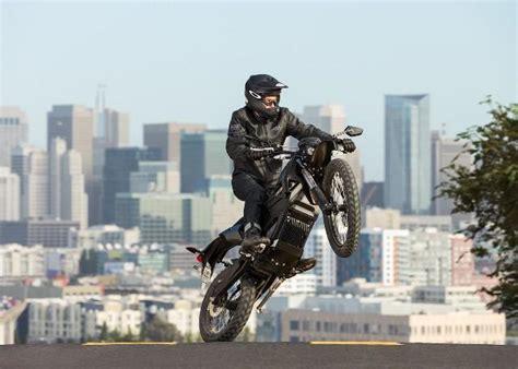 Elektromotorrad Zero X by Zero Motorcycles