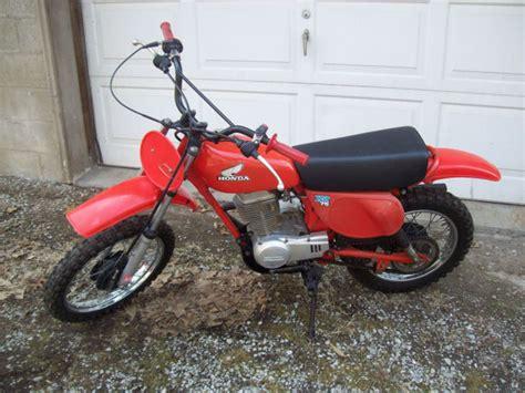 Honda Mini Motorcycle by Vintage 1978 Honda Xr75 Motorcycle Mini Bike Dirt Bike