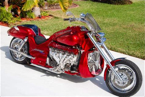 Boss Hoss Bike Review by Viper Powered 2005 Boss Hoss Zz4 Custom Bike Urious