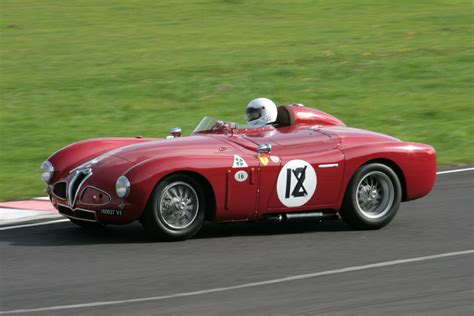 alfa romeo disco volante christopher mann the jon gross memorial trophy 2014 fiscar keeping the spirit of 1950s sports car racing alive