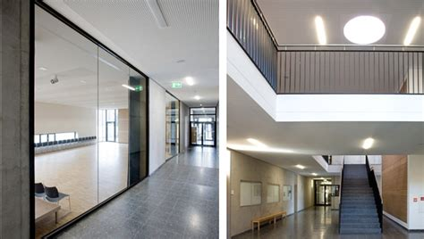 foyer schule stadt m 252 nster amt f 252 r immobilienmanagement bauprojekte