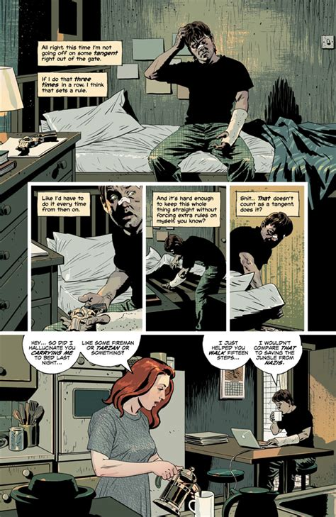 kill or be killed volume 3 books image comics previews october 12 previews the