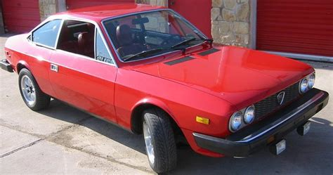 lancia beta zagato parts