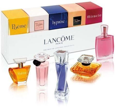 Lancome Set souq lancome eau de parfum 5 pcs gift set for uae