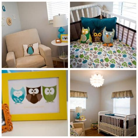 owl themed nursery