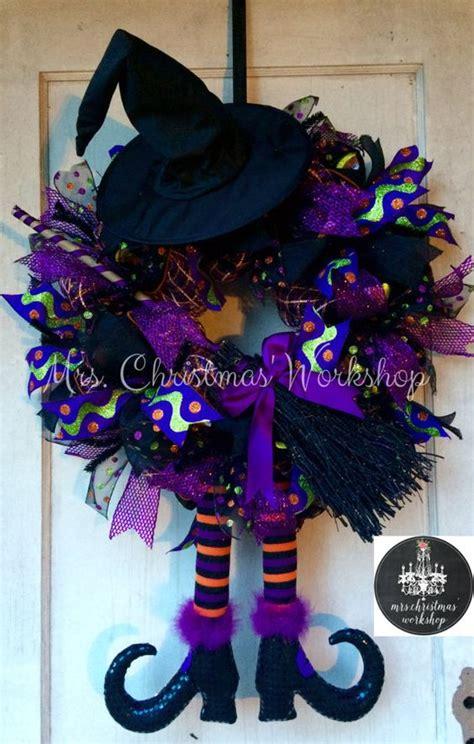 1000 ideas about halloween mesh wreaths on pinterest