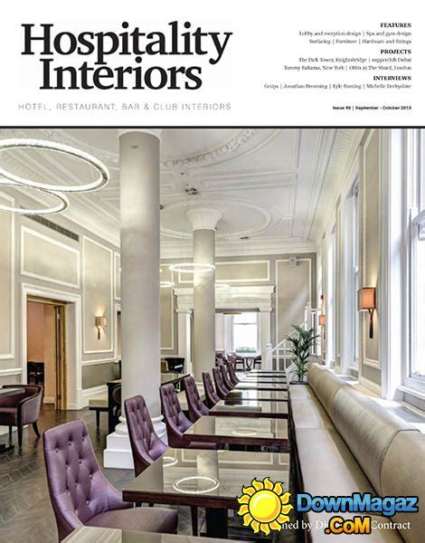 home interior design magazine pdf free download hospitality interiors september october 2013 187 download