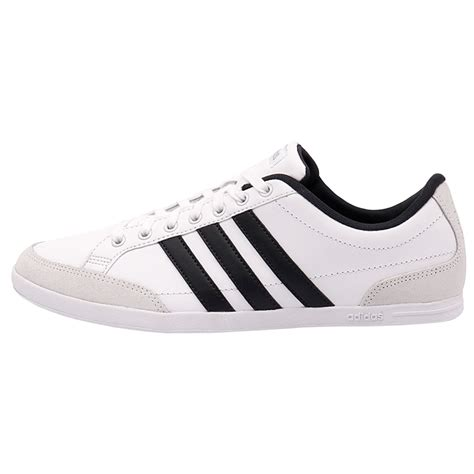 Adidas S Caflaire Sneakers adidas caflaire low white shoes s leather shoes