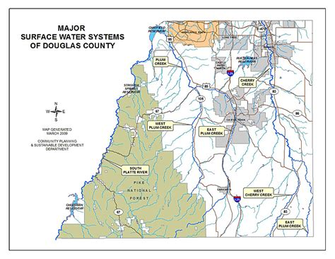 Douglas County Number Search Douglas County Water Colorado Pictures