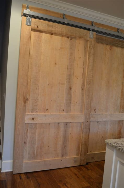 1000 Images About Bypass Closet Doors Diy On Pinterest Bypass Barn Door