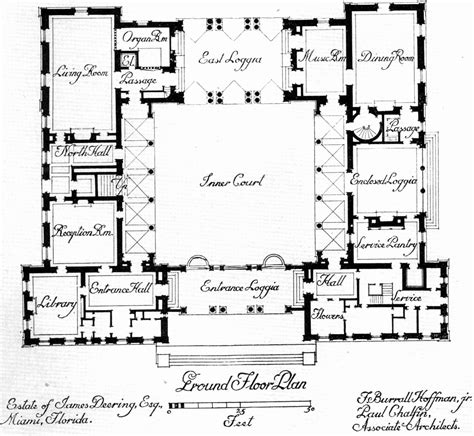 mediterranean floor plans with courtyard mediterranean open floor house plans hacienda style house