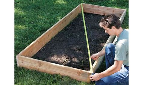 tractor supply raised garden beds build a raised bed garden in 10 easy steps gardening
