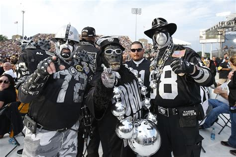 oakland raiders fan experience nfl the 5 stadiums with the most expensive beer