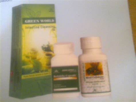 Intestine Cleansing Tea Green World 1 green world colon cleansing care package green world nigeria herbal products and supplements