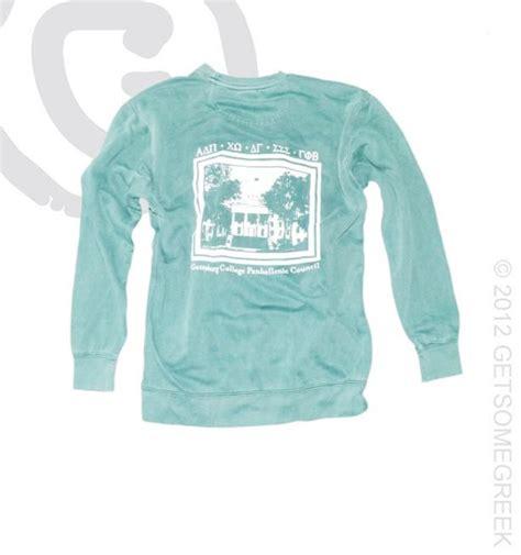 custom comfort colors sweatshirt panhellenic comfort colors sweatshirt go greek