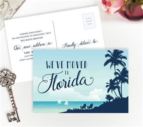 house beautiful change of address 64 best moving cards images on pinterest change of