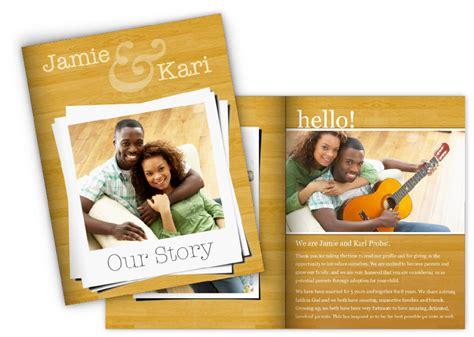 Adoption Book Template Create An Adoption Profile Book