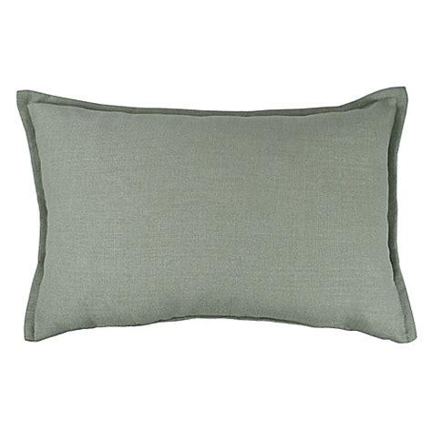 bed bath and beyond riverside sherry kline riverside oblong throw pillow in mint green