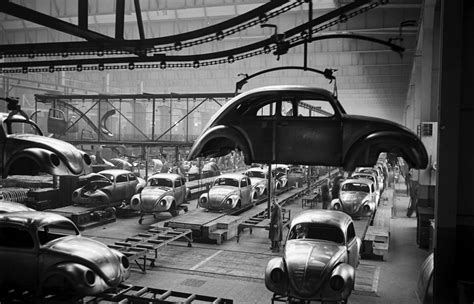 volkswagen germany factory 23 amazing black and white photographs captured volkswagen