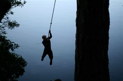bass lake rope swing 125 best images about rope swings on pinterest lakes