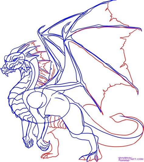 how to draw doodle step by step how to draw a step by step step by step dragons