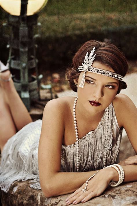 1000 ideas about great gatsby hair on pinterest gatsby the great gatsby gatsby vintage senior pictures