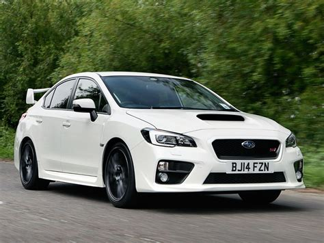 Used Subaru Cars For Sale by Used Subaru Wrx Sti Cars For Sale On Auto Trader Uk