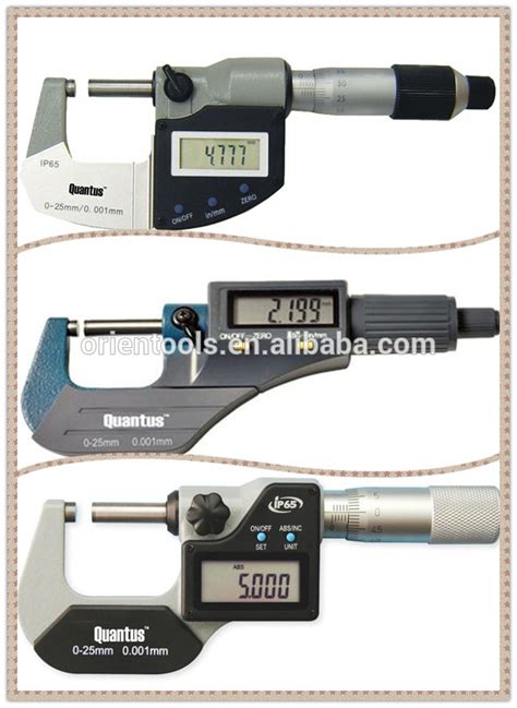 Micrometer Mikrometer 75 100mm 0 01mm Outside Thickness Caliper 0 25mm digital thickness micrometer buy digital