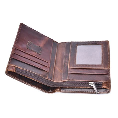 Pantofel Pria Trendy Leather Brown dompet kulit pria wax cowhide leather brown jakartanotebook