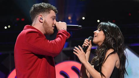 bazzi top hits camila cabello bazzi perform beautiful for the first