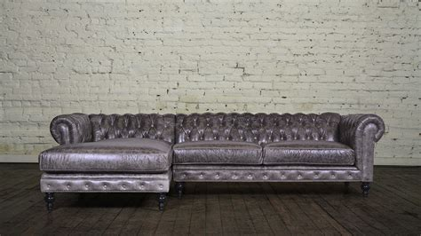 luxury chesterfield sofa luxury chesterfield sectional sofa 89 sofas and couches