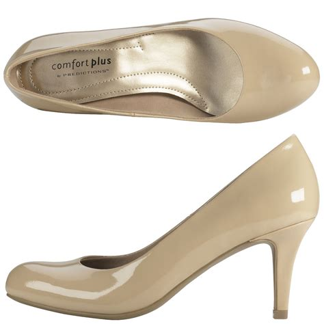 comfort plus shoes womens karmen pump comfort plus by predictions payless