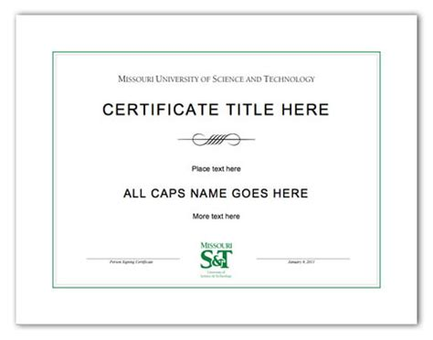 printable certificates of completion certificate templates