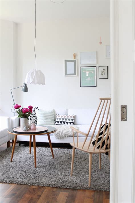 wohnzimmer skandinavischer stil skandinavische deko ideen