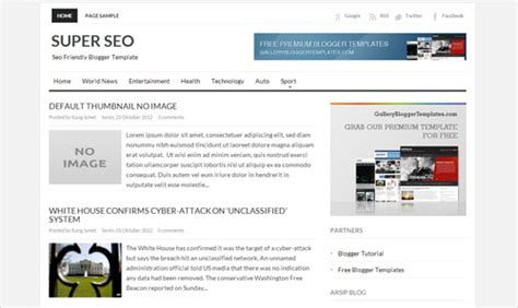 download template blogspot seo friendly tutorial inblogspot