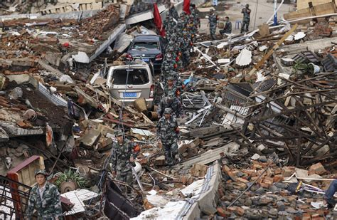 Search Earthquake 10 Devastating Photos Of Caused By The Earthquake In China Business Insider