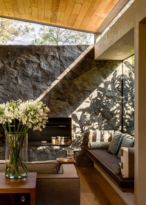 nestled  natures lap  houses marries luxury